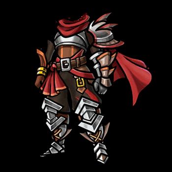 Gear-Alpha Brutelian Garb Render