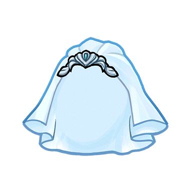 Image Gear Blue Wedding Veil Renderpng Unison League Wikia