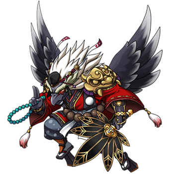 Gear-Kurama Tengu Render