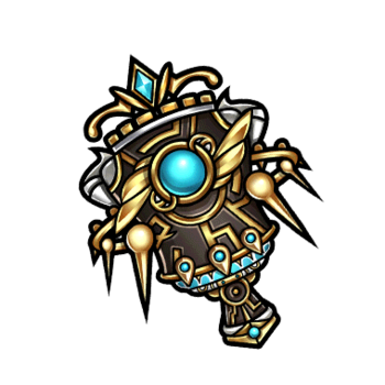 Gear-Relic of Lux Render