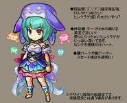 Gear-True Ephemeral Hat and True Ephemeral Dress Rough Sketch 001