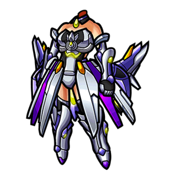 Gear-Mobile Armored Suit (F) Render