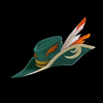 Gear-Spirit Hat Render
