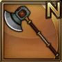 Gear-Stone Axe Icon