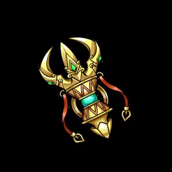 Gear-Thunder Orb Pagoda Render