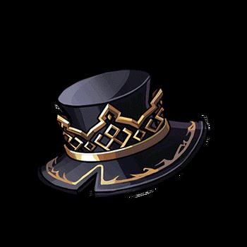 Gear-Demonic Hat Render