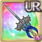 Gear-Mermaid Witch's Sword II Icon