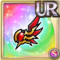 Gear-One-winged Purge Ornament Icon