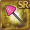 Gear-Pink Poo on a Stick Icon