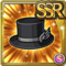 Gear-Winged Silk Hat Icon