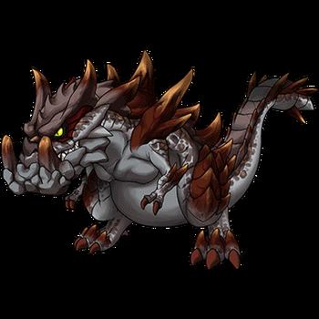 Gear-Grandosaur Render