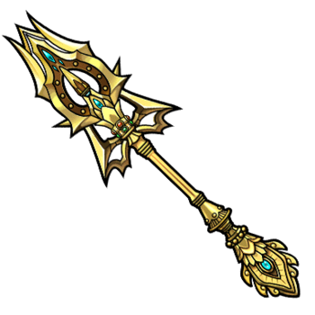 Gear-Indra's Justice Spear Render