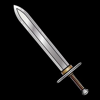 Gear-Broad Sword Render