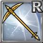 Gear-Golden Ice Axe Icon