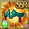 Gear-Blue Bronze Crown Icon
