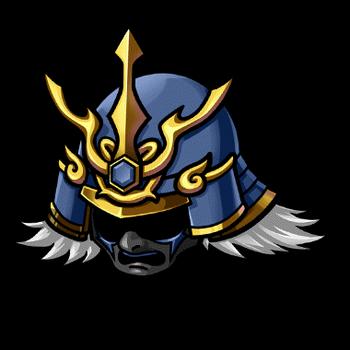 Gear-Blue Prestigious Kabuto Render