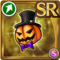 Gear-Pumpkin Lantern Icon