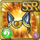 Gear-Cat Goddess Crown Icon