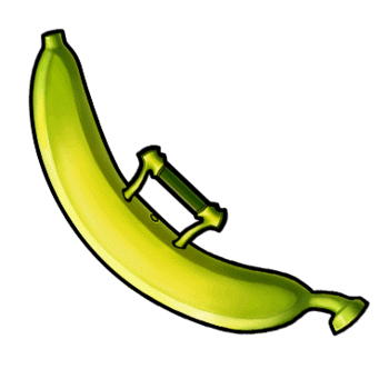 Gear-Banana Render