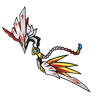 Gear-Amenokar- Sacred Bow Render