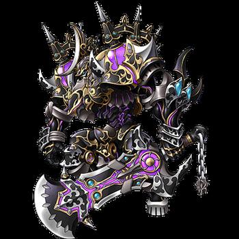 Gear-Dark God Aizen Render