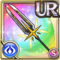 Gear-Bright Cross Lance Icon