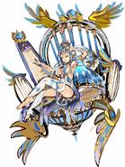 Gear-Fiine, Celestial Melody Rough Sketch 001