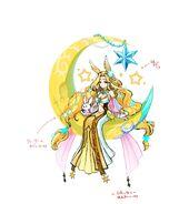 Gear-Divine Luminous Rough Sketch 001
