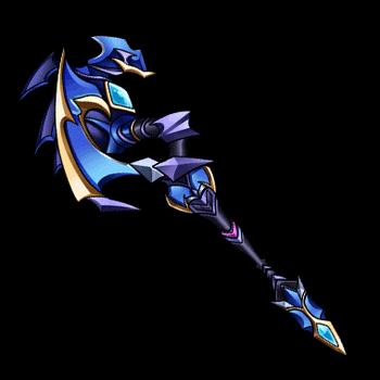 Gear-Drake Chosen Staff Render
