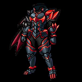 Gear-Evil Drake Mail (M) Render
