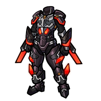 Gear-Mobile Armored Suit (M) Render