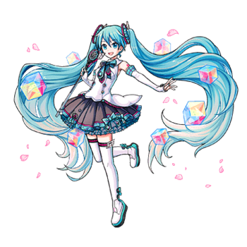 Gear--Songstress- MM2017 Hatsune Miku Render