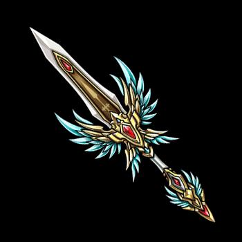 Gear-Sword of Brynhildr Render