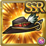 Gear-Divine Grace Hat Icon