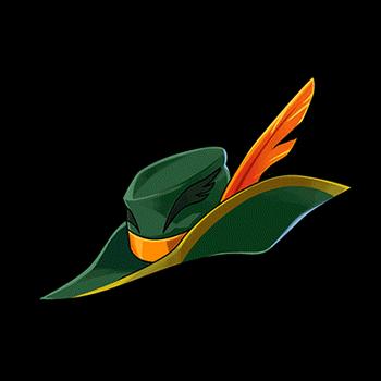 Gear-Fairy Hat Render