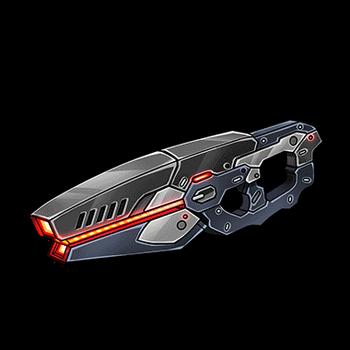 Gear-Proton Rifle Render