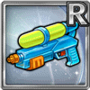 Gear-Plastic Water Pistol Icon