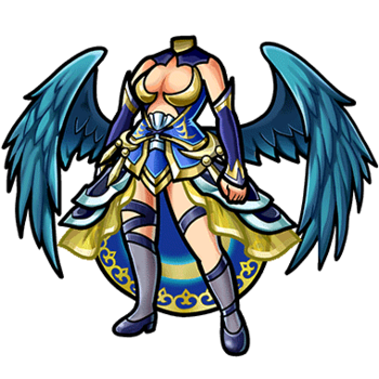 Gear-Dark Deity Outfit Render