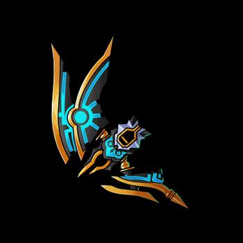 Gear-Bow of Souls Render