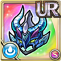 Gear-Frozen Dragon Mask Icon