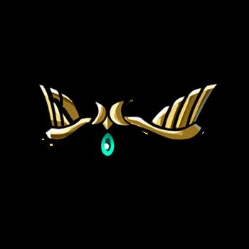 Gear-Sea Dragon Tiara Render