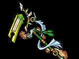 Wind Tree Scythe (Gear)