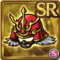 Gear-Veteran Warrior's Kabuto Icon