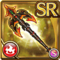Gear-Fire Drake Staff Icon