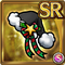 Gear-Black Santa Hat Icon