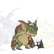 Gear-Goblin Rough Sketch 001