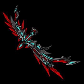 Gear-Bowgun of Tenebrae Render