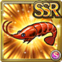 Gear-Grilled Shrimp Icon