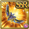 Gear-Azure Knight's Bow Icon