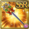 Gear-Candy Cane Staff Icon